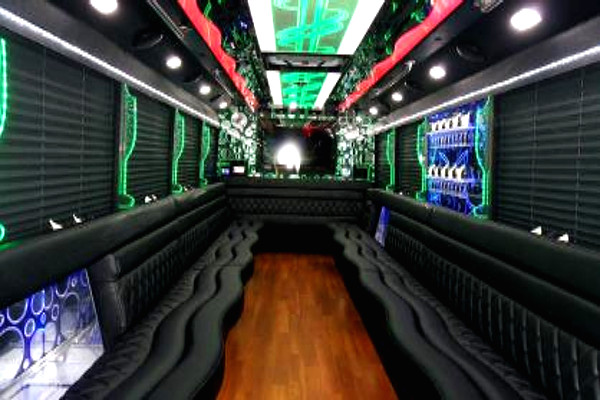 22 passenger party bus 1 New Orleans