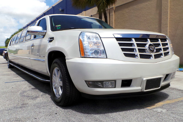 Escalade limousine rental New Orleans
