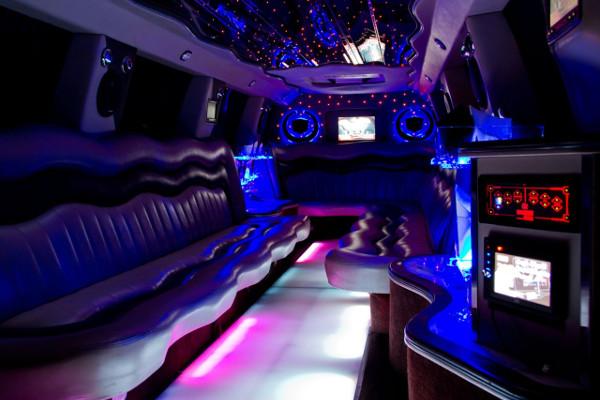 Escalade limousine service New Orleans