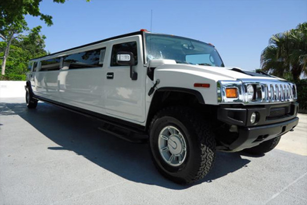Hummer New Orleans limo rental