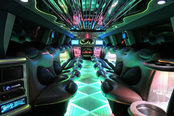 Hummer limo rental New Orleans