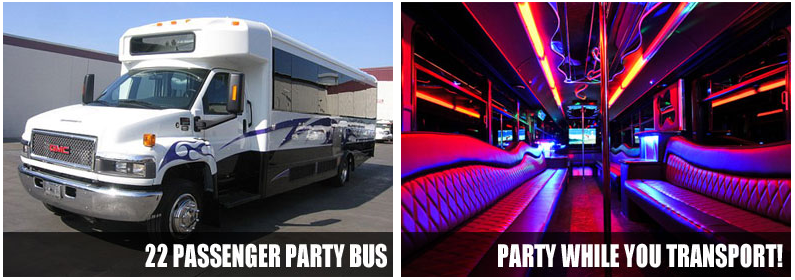 Bachelorete Parties Party Bus Rentals New Orleans