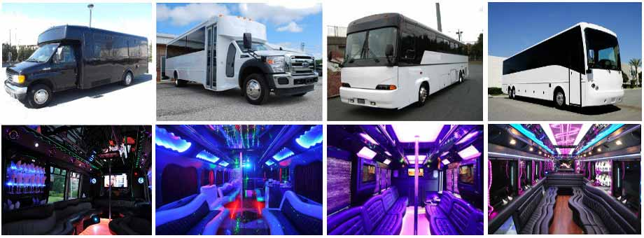 Prom Homecoming Party Buses New Orleans